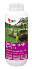 DISABITUANTE RETTILI IN GRANULI LT.1 ZAPI
